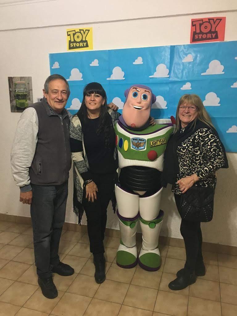 Toy Story sede V.Bosch 2018