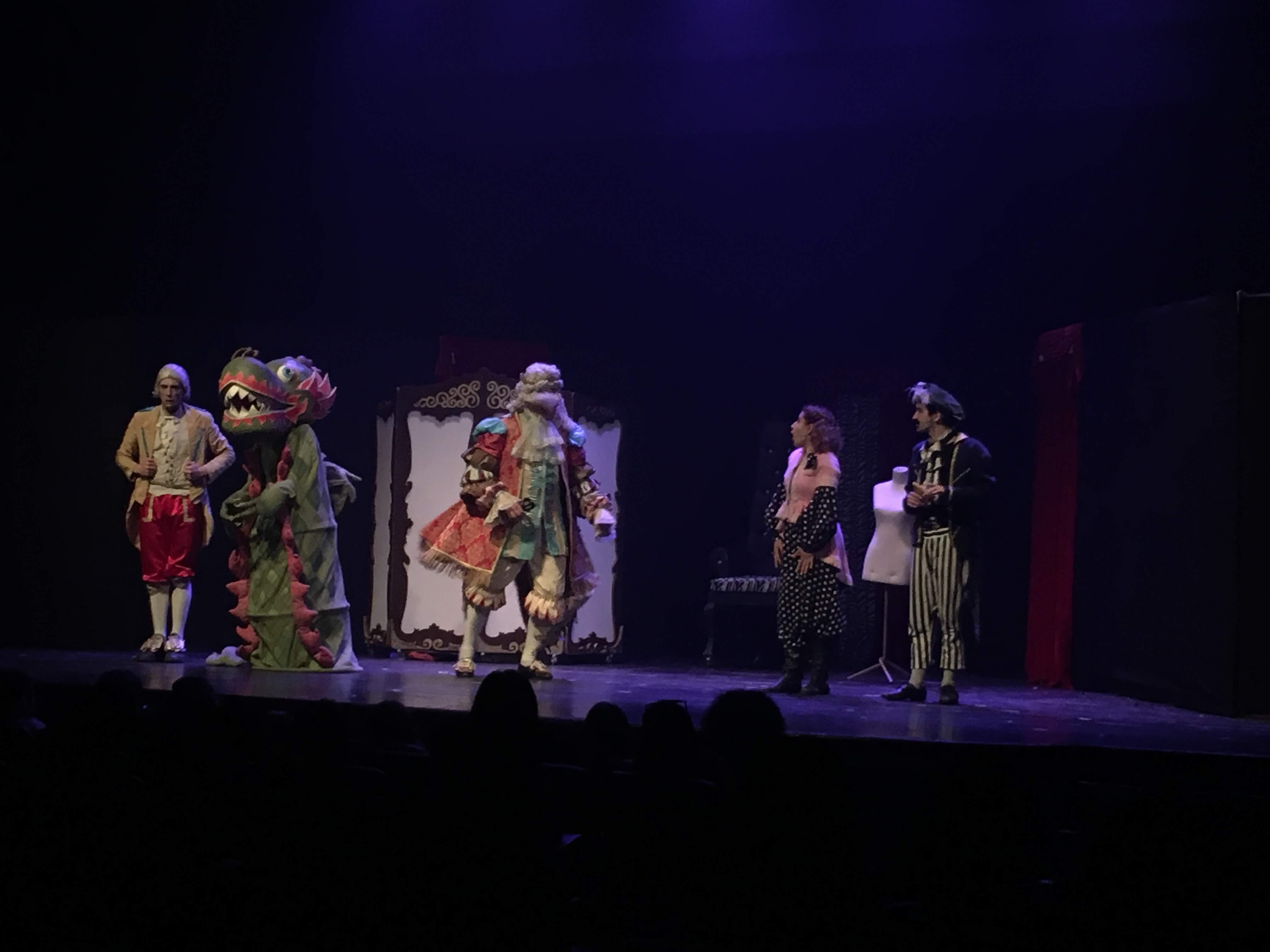 Teatro 2018